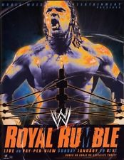 SPORT - WRESTLING - ROYAL RUMBLE (Used DVD)