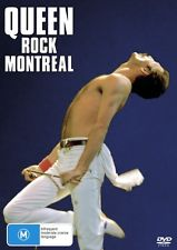 QUEEN - ROCK MONTREAL - Video DVD