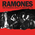 RAMONES - WBUF FM BROADCAST, BUFFALO, NY, FEBRUARY - CD New