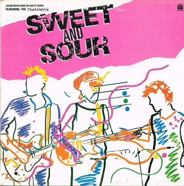 SOUNDTRACK - SWEET AND SOUR