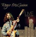 ROGER MCGUINN - LIVE IN NEW YORK - EIGHT MILES HIGH - CD New