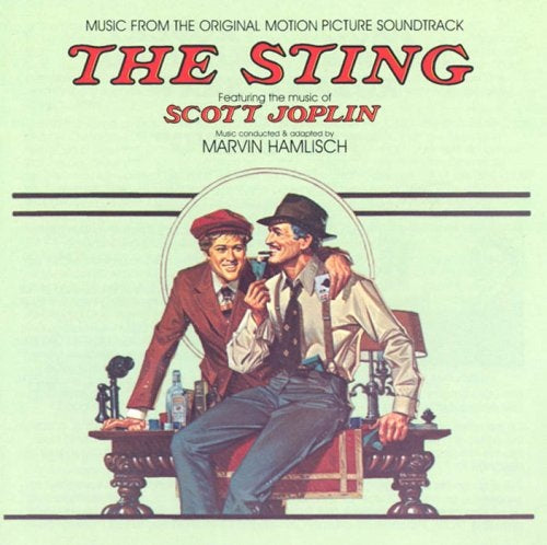 SOUNDTRACK - THE STING