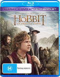 IAN MCKELLEN - HOBBIT, THE - AN UNEXPECTED JOURNEY - Video Used BluRay