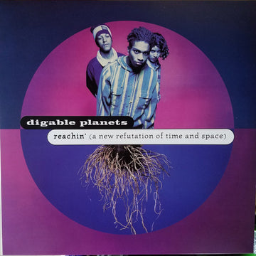 DIGABLE PLANETS - REACHIN (A NEW REFUTATION OF TIME AND SP - Vinyl New