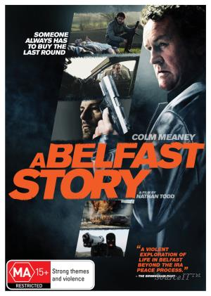 COLIN MEANEY - BELFAST STORY, A - [EX RENTAL DISC ONLY] - Video X Rental DVD