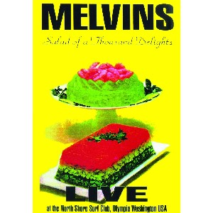 MELVINS - SALAD OF A THOUSAND DELIGHTS (DVD)
