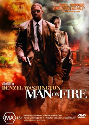 DENZEL WASHINGTON - MAN ON FIRE