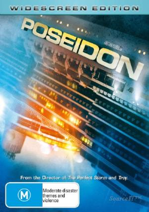 MOVIE DVD - POSEIDON [EX RENTAL]