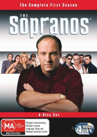 JAMES GANDOLFINI - SOPRANOS SEASON ONE
