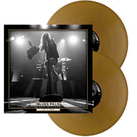 BLUES PILLS - LADY IN GOLD - LIVE IN PARIS (GOLD VINYL - Vinyl New
