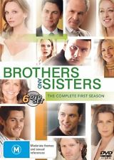 DAVE ANNABLE - BROTHERS & SISTERS - COMPLETE SEASON 1 [EX RENTAL]