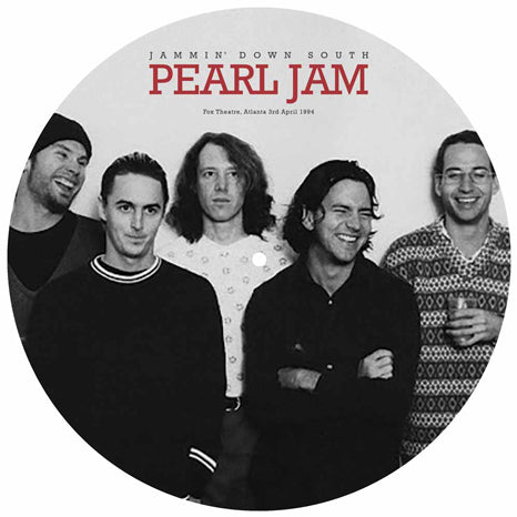 PEARL JAM - JAMMIN' DOWN SOUTH (Picture Disc)
