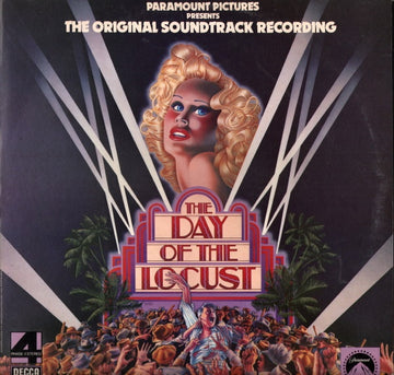 SOUNDTRACK - DAY OF THE LOCUST,THE