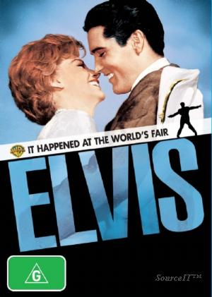 ELVIS PRESLEY - IT HAPPENED AT THE WORLD'S FAIR - Video DVD