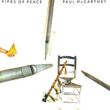 PAUL MCCARTNEY - PIPES OF PEACES [USA PRESSING]