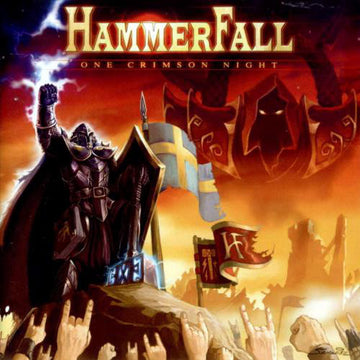 Hammerfall - One Crimson Night (Live) RSD 2019
