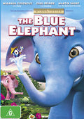 MOVIE DVD - BLUE ELEPHANT, THE [EX RENTAL]