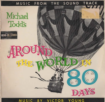 SOUNDTRACK - AROUND THE WORLD IN 80 DAYS - Calendar