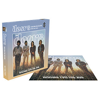 DOORS, THE - WAITING FOR THE SUN (500 PIECE JIGSAW PUZZLE)