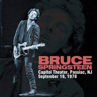 BRUCE SPRINGSTEEN - LIVE AT THE CAPITOL THEATER, SEPTEMBER 1 - Vinyl New
