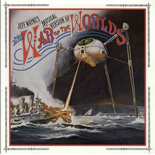 SOUNDTRACK - WAR OF THE WORLDS (CD)