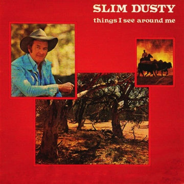 SLIM DUSTY - THINGS I SEE AROUND ME
