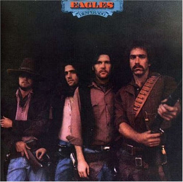 EAGLES - DESPERADO (Vinyl LP)