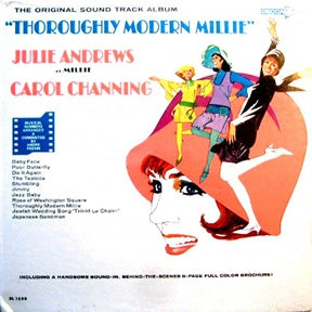 SOUNDTRACK - THOROUGHLY MODERN MILLIE [Festival Recor