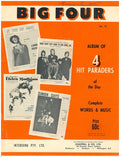 SHEET MUSIC - BIG FOUR NO. 12 SHEET MUSIC