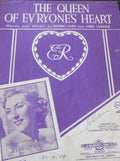 VERA LYNN - QUEEN OF EV'RYONE'S HEART SHEET MUSIC