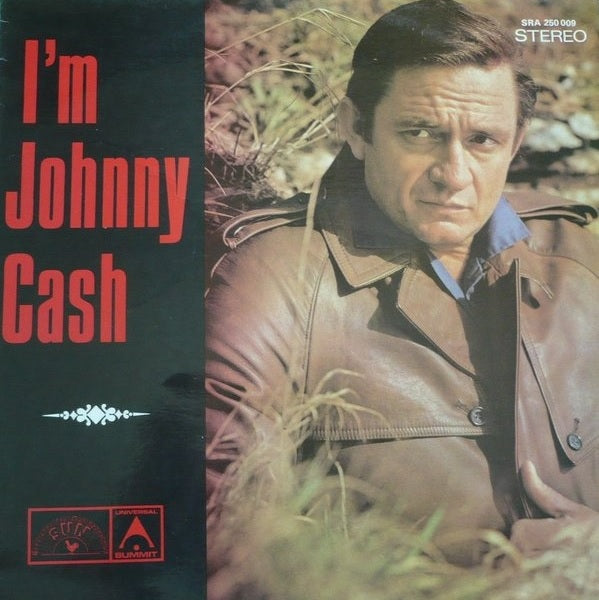 JOHNNY CASH - I'M JOHNNY CASH