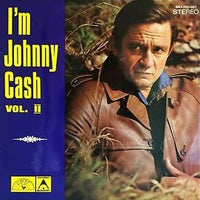 JOHNNY CASH - I'M JOHNNY CASH VOL. II - Vinyl Pre-Loved