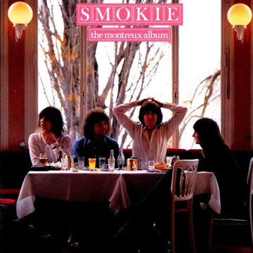 SMOKIE - MONTREUX ALBUM - Vinyl Pre-Loved
