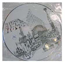 PINK FLOYD - RELICS (NICKS MACHINE B & W)- [PICTURE DISC]