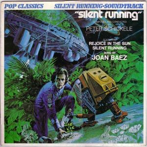 SOUNDTRACK - SILENT RUNNING - Vinyl Pre-Loved
