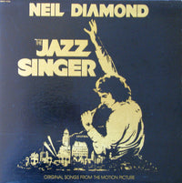NEIL DIAMOND - JAZZ SINGER, THE  (Original Songs From T
