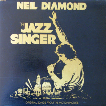 NEIL DIAMOND - JAZZ SINGER, THE  (Original Songs From T - Vinyl Pre-Loved