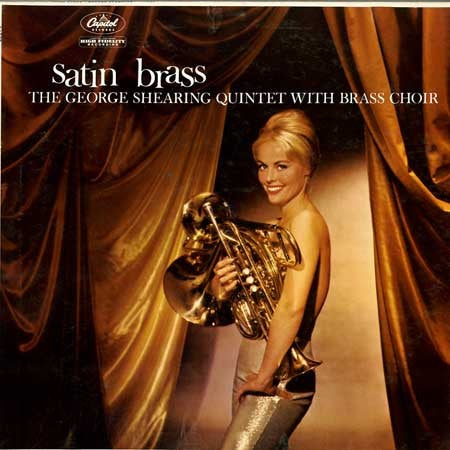 GEORGE SHEARING - SATIN BRASS