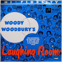 WOODY WOODBURY - LAUGHING ROOM
