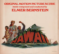 ELMER BERNSTEIN - HAWAII
