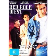 CAGE, NICOLAS - RED ROCK WEST (Used DVD)