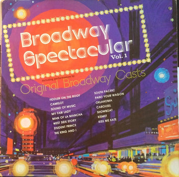 SOUNDTRACK - BROADWAY SPECTACULAR