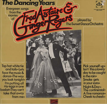 SOUNDTRACK - DANCING YEARS, THE - Vinyl Pre-Loved