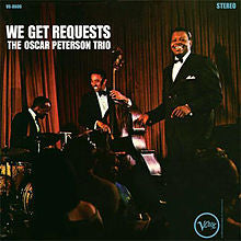 PETERSON, OSCAR TRIO - WE GET REQUESTS (CD)