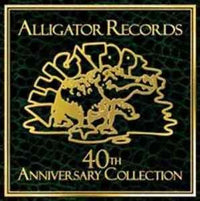 VARIOUS - ALLIGATOR RECORDS 40TH ANNIVERSARY (CD)