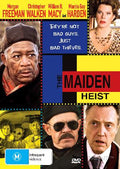 CHRISTOPHER WALKEN - MAIDEN HEIST, THE [EX RENTAL]