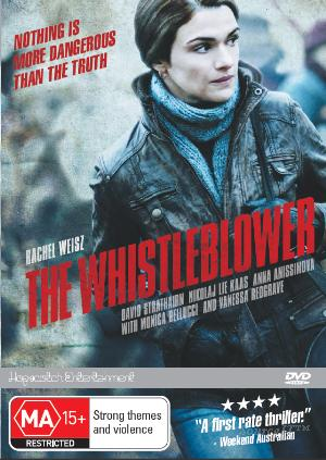 WEISZ, RACHEL - WHISTLEBLOWER, THE [EX RENTAL] (Used DVD Ex Rental)
