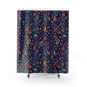 Chantal - The West Indies Connection - Affordable Tropical Inspired Shower Curtains