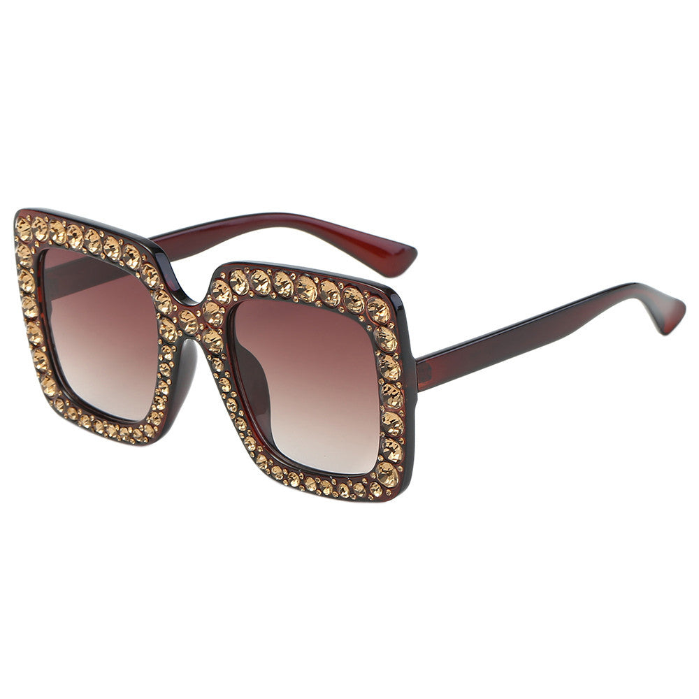Luxury Diamond Sunglasses