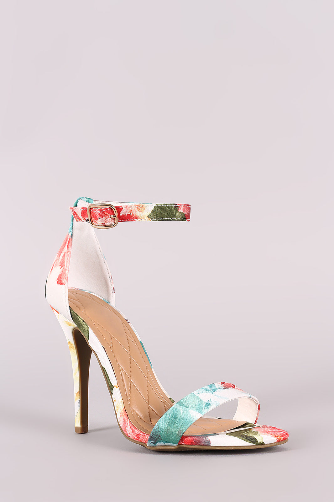 Anne Michelle Printed Stiletto Heel